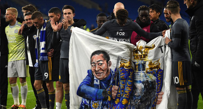 Leicester Beat Cardiff After Emotional Tributes To Late Owner