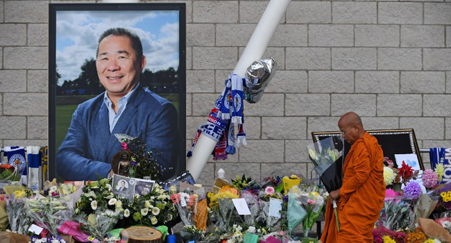 Leicester City Set For Emotional Return To Action After Vichai Tragedy
