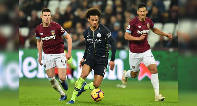Sane Shines As Slick City Crush West Ham