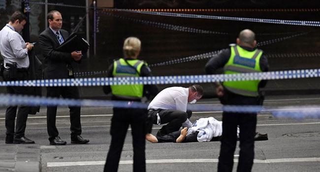 Australian Police Treating Melbourne Stabbing As Terror Attack