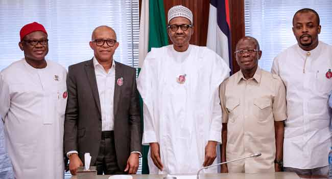 UPP Adopts President Buhari For 2019