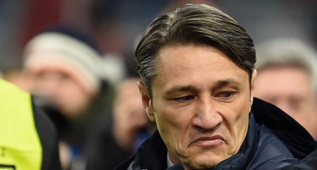 Bayern Munich Sack Coach Kovac