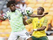 FIFA, Nigerians Congratulate Super Eagles On AFCON Qualification
