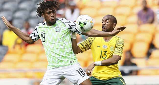 FIFA, Nigerians Congratulate Super Eagles On AFCON Qualification