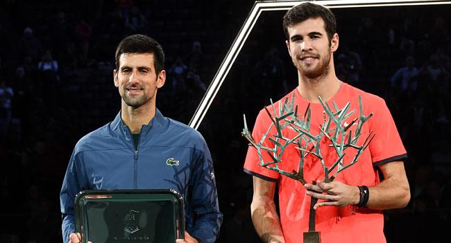 Djokovic Proud Of 'Achievements' Despite Loss To Khachanov