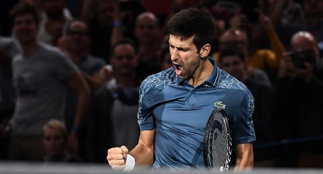 Djokovic And Biles Win Laureus Sports People Of The Year Awards