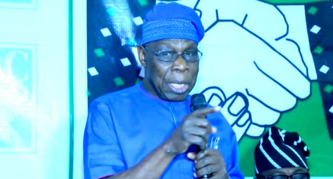 'Conscious, Unconscious Choice Of People' Caused Nigeria's Problems – Obasanjo
