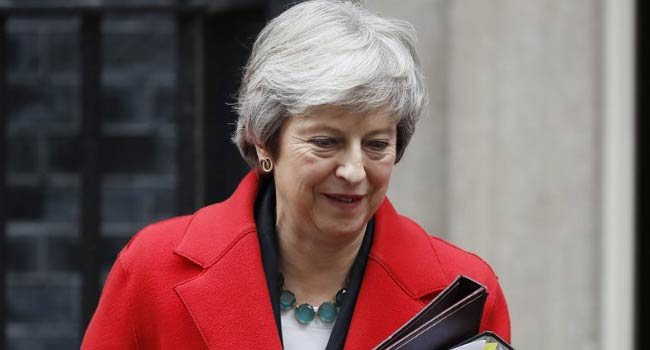 May Seeks EU Compromise To Save Brexit Deal