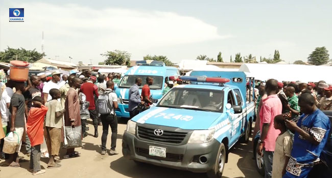 Operatives Arrest Another 26 FRSC Officials For Extortion On Highways