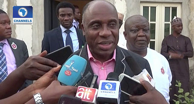 Completing Lagos-Kano Railway Project Will Cost N4trillion – Amaechi