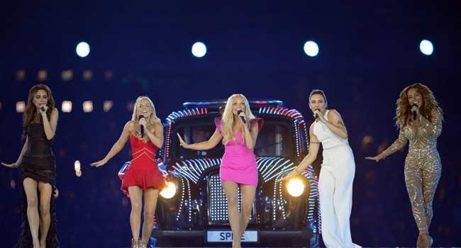 Spice Girls Reveal 2019 UK Reunion Tour