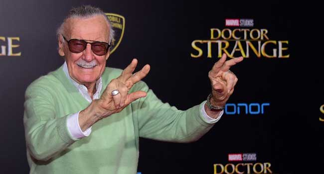 Spider Man, Captain America Actors, Others Pay Tributes To Stan Lee