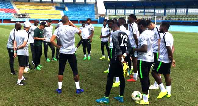 Rohr Invites Musa, Other Players For Ukraine Friendly