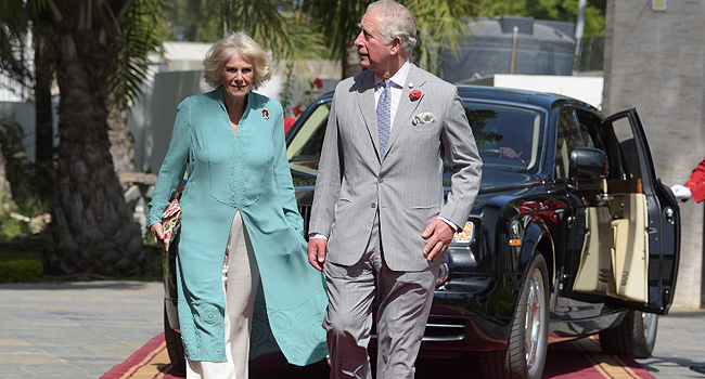 Prince Charles says he'll keep views to himself when king