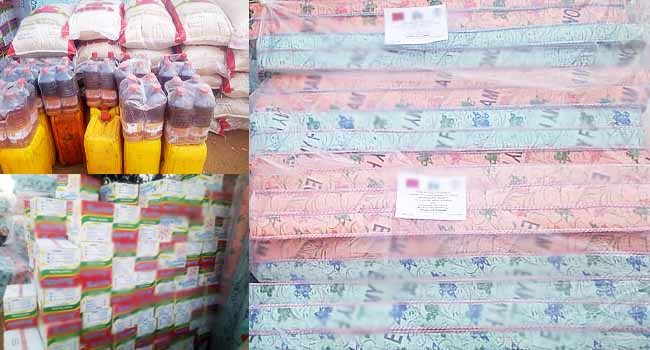 China Donates N6m Worth Of Relief Materials To Plateau IDPs