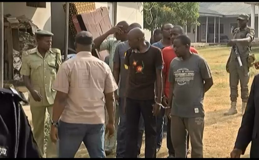 Offa Bank Robbery: Police Confirm Death Of Principal Suspect, Adikwu