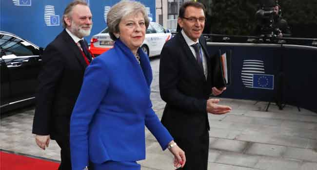 Save Our Brexit: May Urges UK Public To Back Her