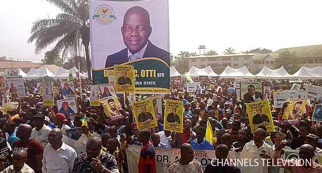 2019: APGA Takes Campaign To Abia