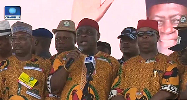 2019 Elections: APGA Will Bring Nigeria Back To God, Says Oye