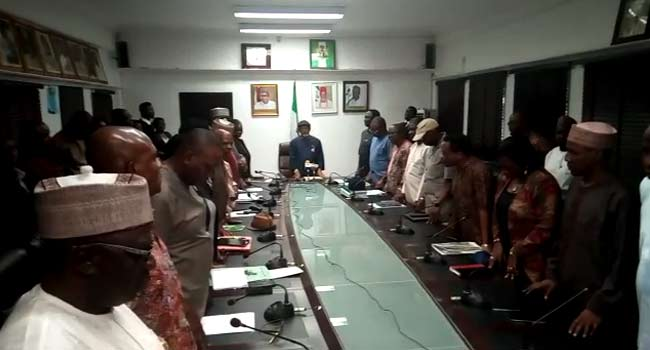 ASUU Strike To Continue As FG, Union Fix Monday For Further Talks