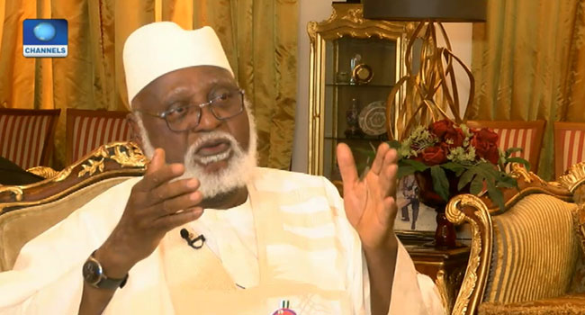 2019 Elections: Don't Endanger The Lives Of Citizens, Abdulsalami Warns Politicians