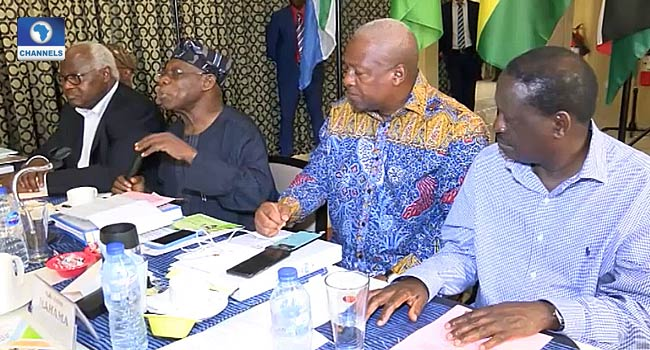 Obasanjo, Mahama, Others Call For Reduced Cost Of Conducting Elections In Africa