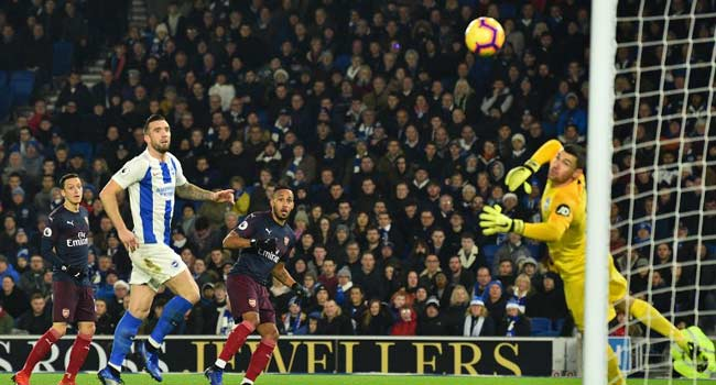 Arsenal Held As Brighton Make A Point