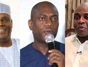 #2019Debate: Atiku, Moghalu, Durotoye Praise Running Mates