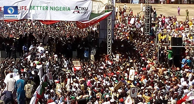 PHOTOS: PDP Takes Presidential Campaign To Ilorin