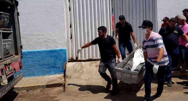 Twelve KilledIn Foiled Brazil Bank Robbery