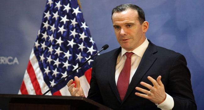 Top US Envoy Resigns After Trump's Syria Decision