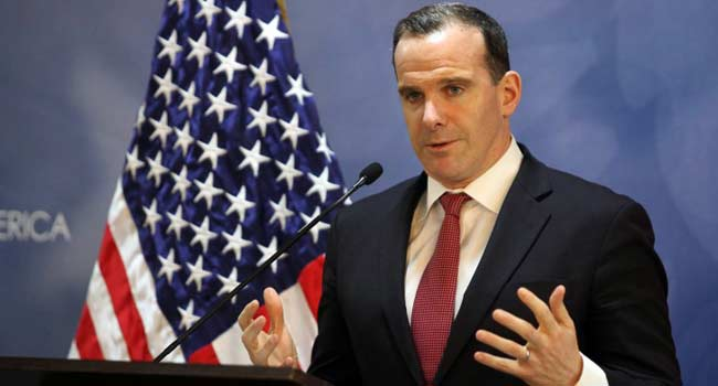 Top US Envoy In Fight Against IS Group Resigns