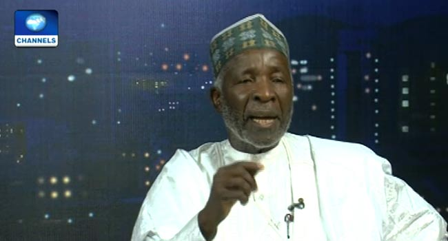 'This Govt Is Desperate,' Galadima Condemns Rejection Of Electoral Act Amendment