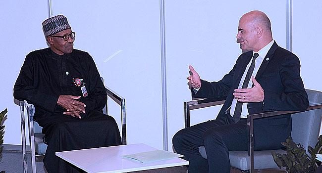 Safe Release Of Remaining Chibok Girls Is My Priority, Buhari Tells Swiss President