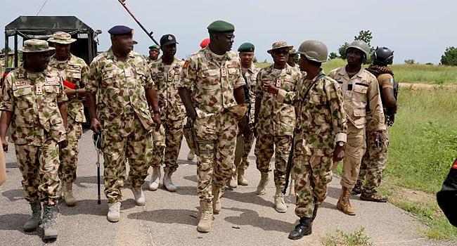 SERAP, EiE, BudgIT Ask Buratai To Account For Money Spent Fighting Boko Haram, Others