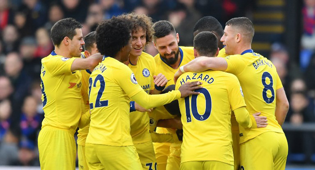 Chelsea Players Support Sarri's Philosophy, Says Luiz