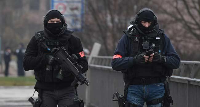France Hunts Gunman After Attack On Christmas Market