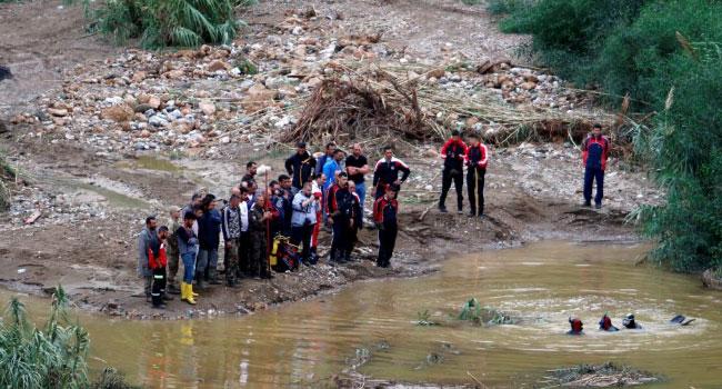 Flooding Kills Three In Cyprus