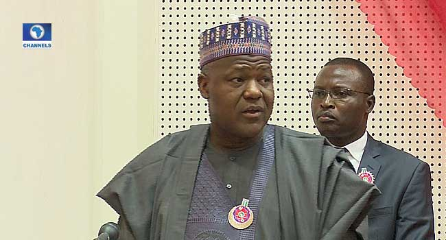 Vote Buying Has Left Nigerians In A State Of 'Unmitigated Disaster' – Dogara