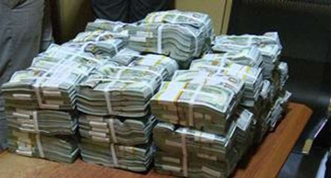 Again, EFCC Discovers Over $2m At Airport