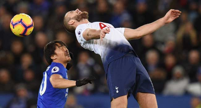 Fan Confrontation: Tottenham's Eric Dier Banned For Four Games