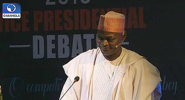 #2019Debate: We Have Recorded Very Little Or No Improvement Since 2015, Says ACPN's Galadima