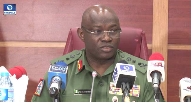 Budgetary Provisions 'Cannot Adequately Fund Armed Forces' – Chief Of Defence Staff