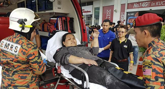 Three Killed, 24 Injured In Malaysia Shopping Mall Explosion