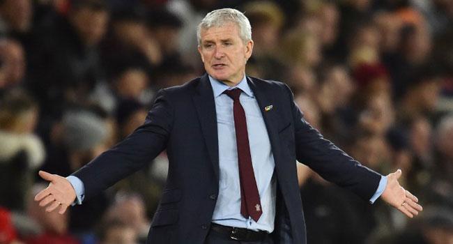 Mark Hughes Sacked As Southampton Manager