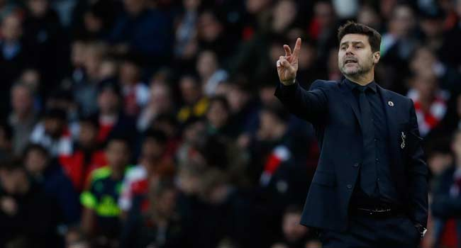 Pochettino Urges Spurs To Fight For Champions League