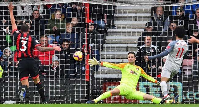 Klopp Praises Hat-Trick Hero Salah After Liverpool Win