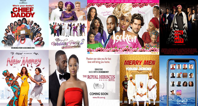 Top 10 Nollywood Movies People Loved In 2018