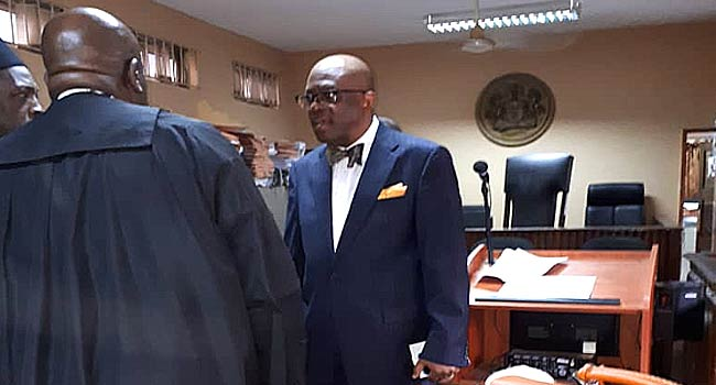 NBA President Appears In Court Over Alleged N1.4bn Fraud