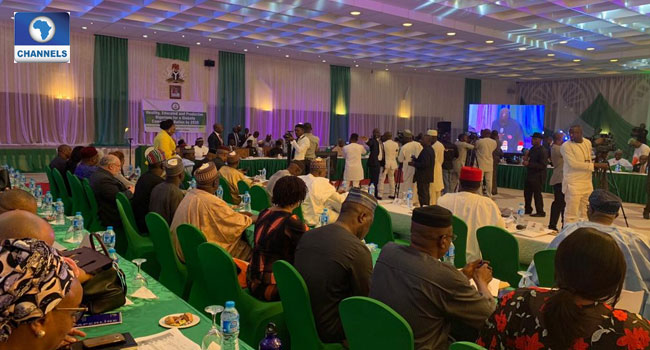 Osinbajo Presides Over Extended National Economic Council Meeting